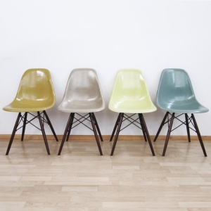 chaise vintage eames