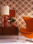 fauteuil vintage design danois jacobsen