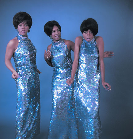 the supremes disco style